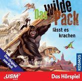 Das Wilde Pack lässt es krachen, Audio-CD