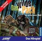 Das Wilde Pack im verbotenen Wald, Audio-CD