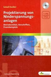 Projektierung von Niederspannungsanlagen, m. CD-ROM