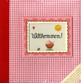Willkommen!, Fotoalbum (rosa)