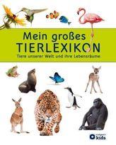 Mein großes Tierlexikon