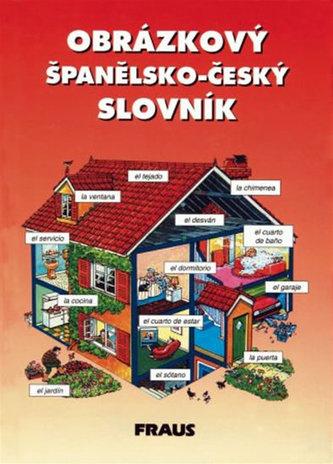 Obrázkový španělsko - český slovník - neuveden