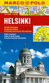 Marco Polo Citymap Helsinki