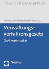 Verwaltungsverfahrensgesetz - VwVfG