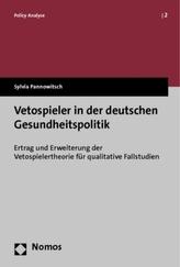 Vetospieler in der deutschen Gesundheitspolitik