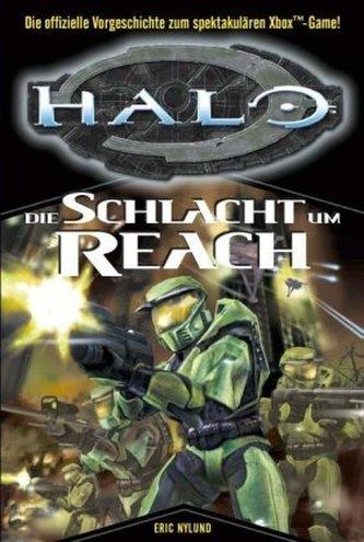 Halo, Die Schlacht um Reach - Nylund, Eric