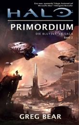 Halo, Primordium, deutsche Ausgabe