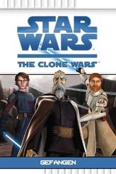 Star Wars The Clone Wars - Gefangen