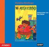 Das Austauschkind, 1 Audio-CD