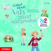 Lola macht Schlagzeilen, 2 Audio-CDs