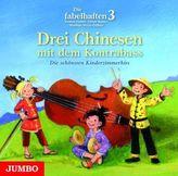 Drei Chinesen mit dem Kontrabaß, 1 Audio-CD