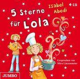 5 Sterne für Lola, 4 Audio-CDs