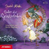 Unter der Geisterbahn, 4 Audio-CDs