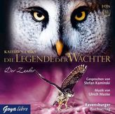 Die Legende der Wächter - Der Zauber, 3 Audio-CDs