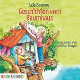 Geschichten vom Baumhaus, Audio-CD