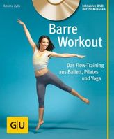 Barre Workout, m. DVD