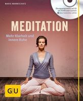 Meditation, m. Audio-CD