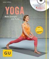 Yoga. Mehr Energie und Ruhe, m. Audio-CD