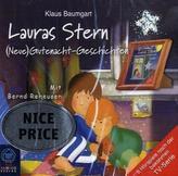 Lauras Stern - (Neue) Gutenacht-Geschichten, 2 Audio-CDs. Folge.1 und 2