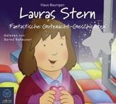 Lauras Stern - Fantastische Gutenacht-Geschichten, Audio-CD