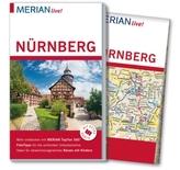 MERIAN live! Reiseführer Nürnberg