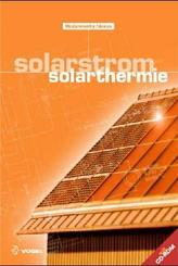 Solarstrom, Solarthermie, m. CD-ROM