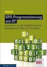 SPS-Programmierung mit ST, m. CD-ROM