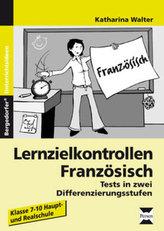 Lernzielkontrollen Französisch