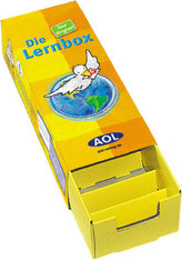 Die große Lernbox aus Leicht-Karton (A7)