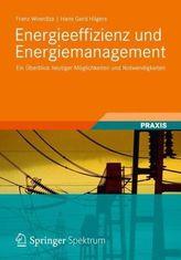 Energieeffizienz und Energiemanagement