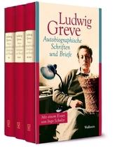 Autobiographische Schriften und Briefe, 3 Bde.