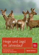 Hege und Jagd im Jahreslauf