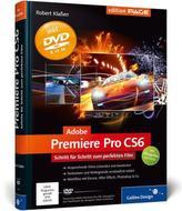 Adobe Premiere Pro CS6, m. DVD-ROM