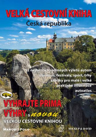 Velká cestovní kniha Česká republika
