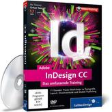 Adobe InDesign CC, DVD-ROM