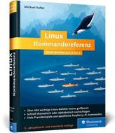 Linux-Kommandoreferenz, m. CD-ROM