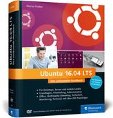 Ubuntu 16.04 LTS, m. DVD-ROM