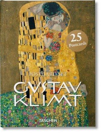 Gustav Klimt, Postcard Set