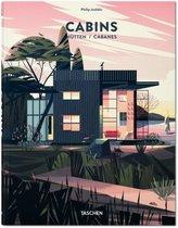 Cabins. Hütten. Cabanes