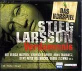 Verdammnis, 3 Audio-CDs