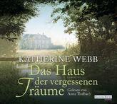 Das Haus der vergessenen Träume, 6 Audio-CDs
