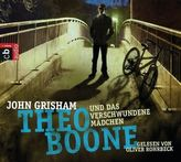 Theo Boone und das verschwundene Mädchen, 4 Audio-CDs