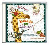 Kakadu und Kukuda, 1 Audio-CD