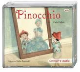Pinocchio, 4 Audio-CDs