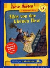 Alles von der kleinen Hexe, 1 DVD