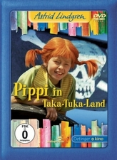 Pippi in Taka-Tuka-Land, 1 DVD