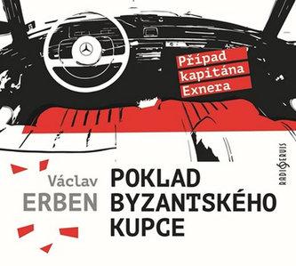 Poklad byzantského kupce - CDmp3 (Čte Tomáš Jirman) - Václav Erben