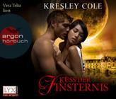 Kuss der Finsternis, 5 Audio-CDs