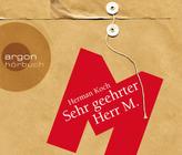 Sehr geehrter Herr M., 6 Audio-CDs