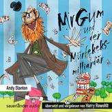 Mr Gum und der Mürbekeksmilliardär, 1 Audio-CD